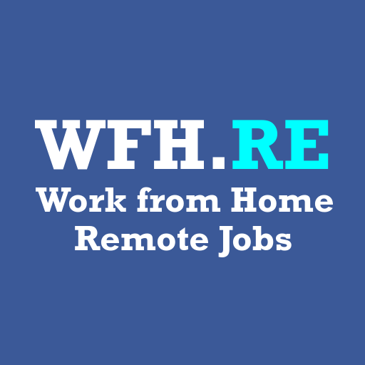 WFH.RE. Work from Home, Remote Jobs